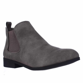 AR35 Desyre Chelsea Ankle Boots - Charcoal