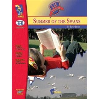 On The Mark Press OTM14159 Summer of the Swans Lit Link Gr. 4-6