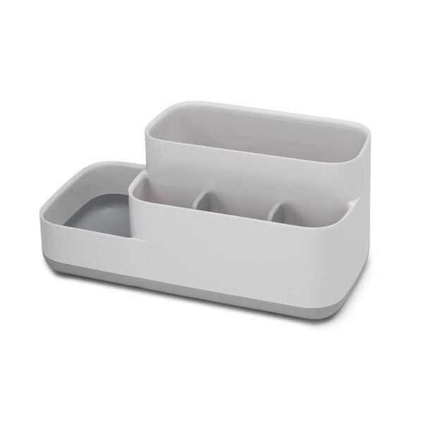 Joseph Joseph 70513 EasyStore Bathroom Storage Organizer Caddy Countertop, Gray - Grey. Opens flyout.