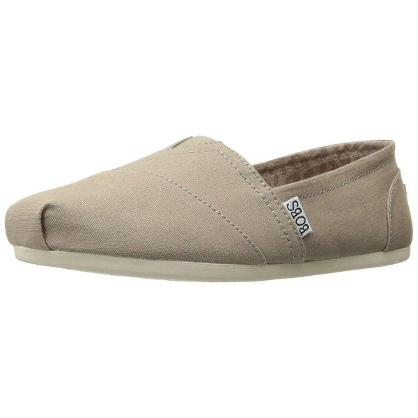 1.bobs from skechers plush peace and love flat