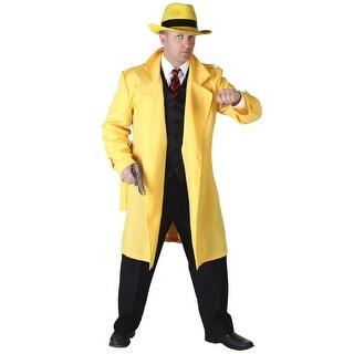 Yellow Jacket Detective Costume