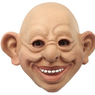 Link to Adult Dummy Funny Costume Mask - Standard - One Size Similar Items in Pretend Play