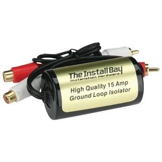 Install bay ibgli ground loop isolator