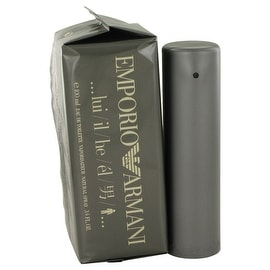 EMPORIO ARMANI by Giorgio Armani Eau De Toilette Spray 3.4 oz - Men