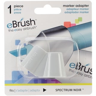 eBrush Marker Adapter-Spectrum Noir