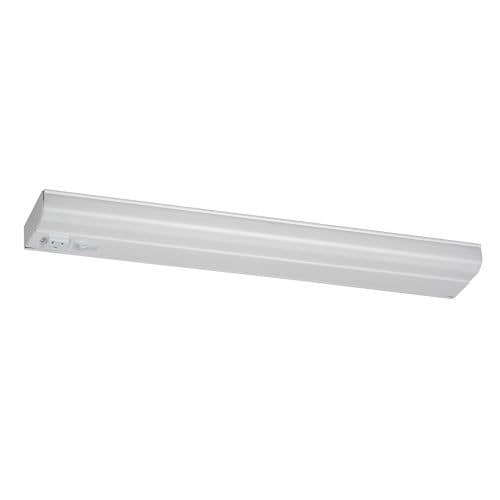 Afx t8u17rco 1 light 24 traditional under cabinet fluorescent light afx t8u17rco 1 light 24 traditional under cabinet fluorescent light bar with outlet and on aloadofball Choice Image