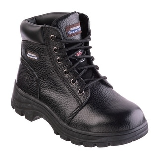 Skechers 76561 BLK Men's WORKSHIRE - PERIL ST Work