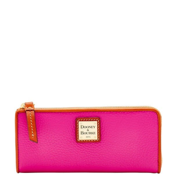 Dooney & Bourke Pebble Grain Zip Clutch (Introduced by Dooney & Bourke at $128 in Apr 2016)