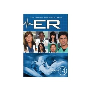 ER-COMPLETE 14TH SEASON (DVD/5 DISC/FF-4X3)