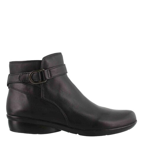 Naturalizer Womens Colette Leather Closed Toe Ankle Fashion Boots