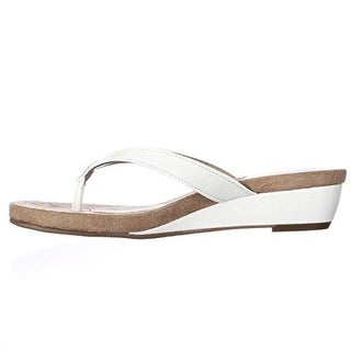 Style & Co. Womens Haloe Open Toe Casual