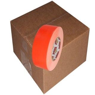 "Pro® Duct 139 Fluorescent Duct Tape 2"" x 60 yard 24 Roll Case (Option: fluorescent orange)"