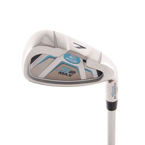 New Cobra S2 Max 7-Iron Aldila Ladies Flex Graphite RH