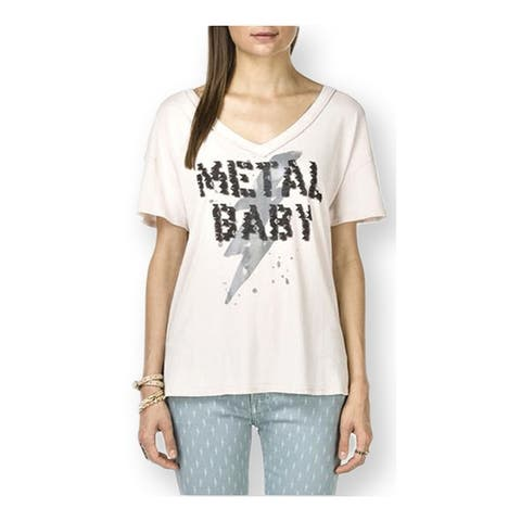 Vans Womens Metal Baby Drop S Graphic T-Shirt