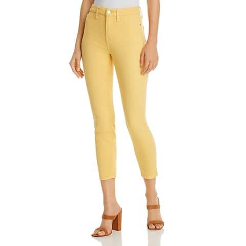 Jen7 Womens Jeans Ankle Skinny Leg