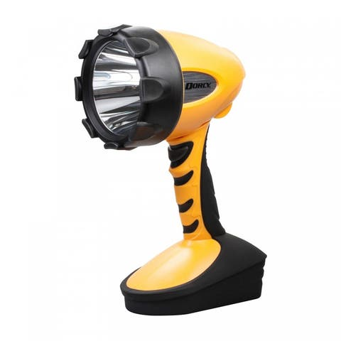Dorcy 41-4296 dorcy 4 c hands free swivel head spotlight 500 lumens