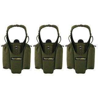 ThermaCELL Mosquito Repellent Appliance Holster, Olive, 3-Pack