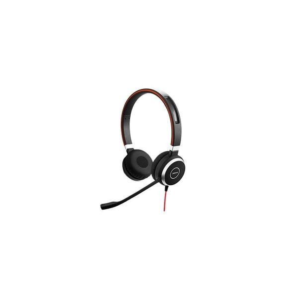 Jabra Evolve 40 UC Duo Headset 6399-829-209 f/ Unified Communication Deployments