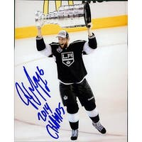 Signed Muzzin Jake Los Angeles Kings 8x10 Photo autographed