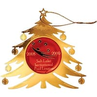 Simba EXPRESS-XM14 3 in. Holiday Ornament - Christmas Tree