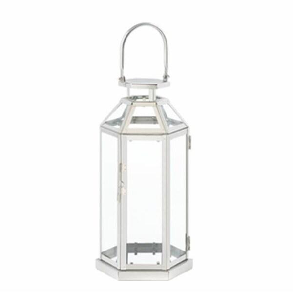 Home Decor Steel Symmetry Candle Lantern