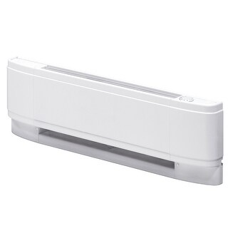Dimplex LC3010W31 30 inch Linear Convector Baseboard Heater 1000/750W 240/208V - White