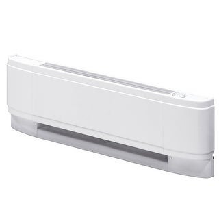 "Dimplex LC4015W31 40"" Linear Convector Baseboard Heater 1500/1125W 240/208V - White"