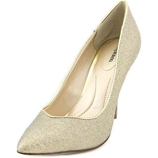 Style & Co Pyxiee Pointed Toe Synthetic Heels