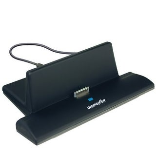 DigiPower DGPPDST1B Digipower PD-ST1 Secure Charging Dock for iPad and iPad 2