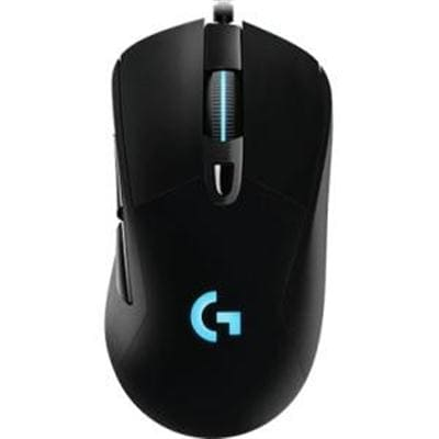 Logitech 910-004796 G403 Wired Programmable Gaming Mouse - Black