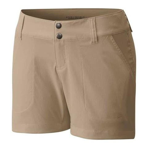 Columbia Women's Saturday Trail Short British Tan