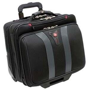 Wenger GA-7011-14F00 Wenger Granada Wheeled Notebook Case - 17 Inch x 17 Inch x 10 Inch