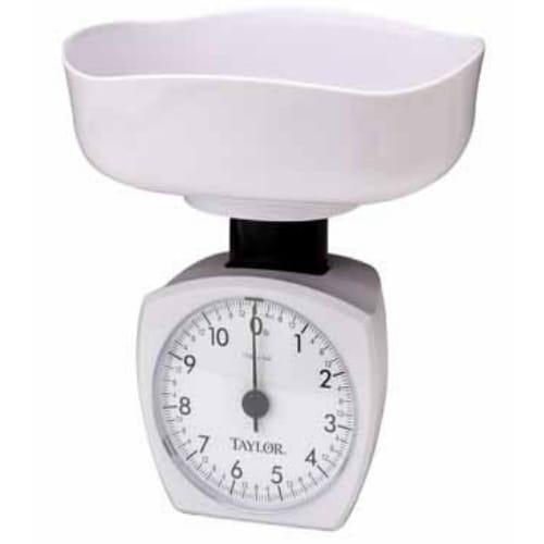 Taylor 3701KL Kitchen Scale, 11 lb
