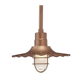 """Millennium Lighting RRWS15 R Series 1 Light 15"""" Wide Outdoor Shade"""