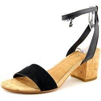 Coach Thompson Women Black/Black Sandals