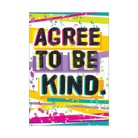 Argus agree to be kind argus poster 67079