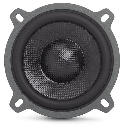 "Infinity Perfect 300m 3-1/2"" Midrange Speakers - Pair - Black"
