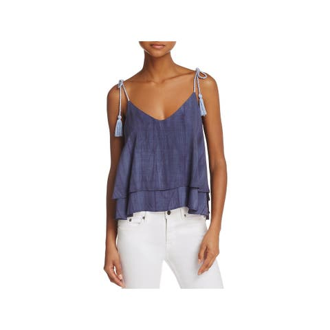 a25729da882e Buy Vintage Havana Sleeveless Shirts Online at Overstock | Our Best ...