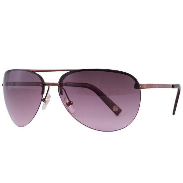 Michael Kors M2001/S 609 Bronze Aviator Sunglasses - 63-14-125