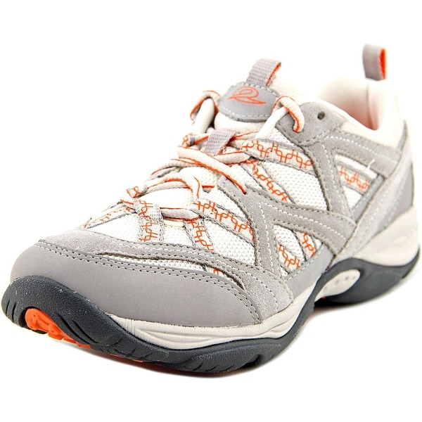 23462a96d5 Shop Easy Spirit Explore Map Round Toe Synthetic Walking Shoe - Free ...