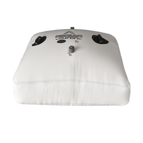 Fatsac floor ballast bag - 500 pounds - white