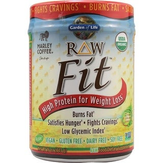 Garden of Life Raw Fit Marley Coffee 1 lb.
