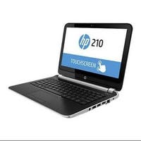 Refurbished NB HP 210G1 Touch Notebook, Intel Core i3-4010U 1.70 GHz, 4G DDR3, 320G, Webcam, HDMI, Bluetooth 4.0, Win 10