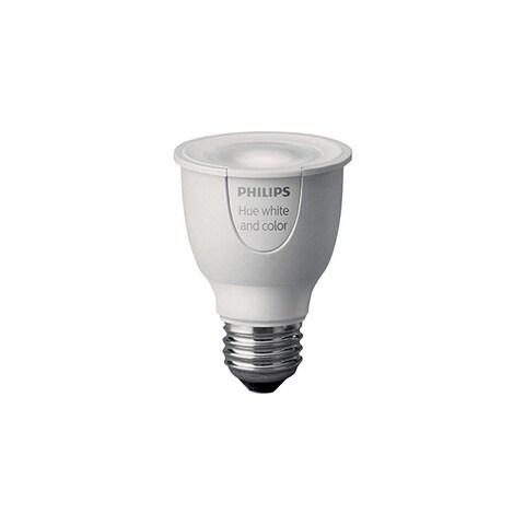 Philips 456673 Philips hue White and Color Ambiance PAR16 - 6.50 W - 120 V AC, 230 V AC - 300 lm - PAR16 Size - White Light
