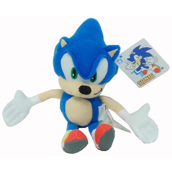 """Sonic The Hedgehog 7"""" Plush"""