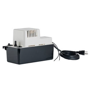 Little Giant 554421 80 GPH 115V Automatic Condensate Removal Pump VCMA Series - Steel - N/A