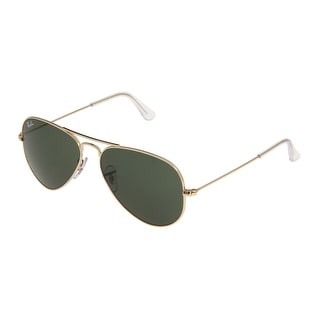 Ray-Ban RB3025 001/58 Sunglasses 62MM - Gold