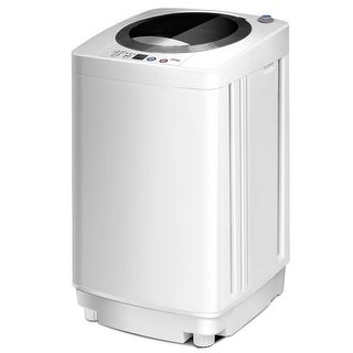 Link to Full-Automatic Laundry Wash Machine Washer/Spinner W/Drain Pump Similar Items in Laundry