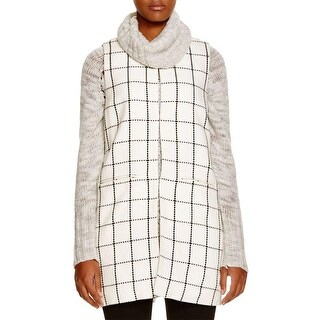 Sanctuary Womens Vest Tweed Sleeveless
