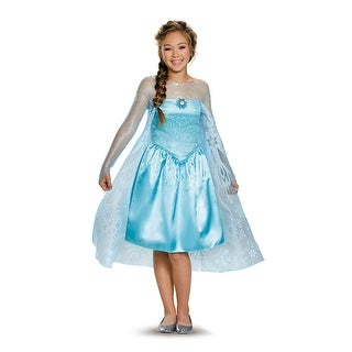 Frozen Tween Elsa Halloween Costume